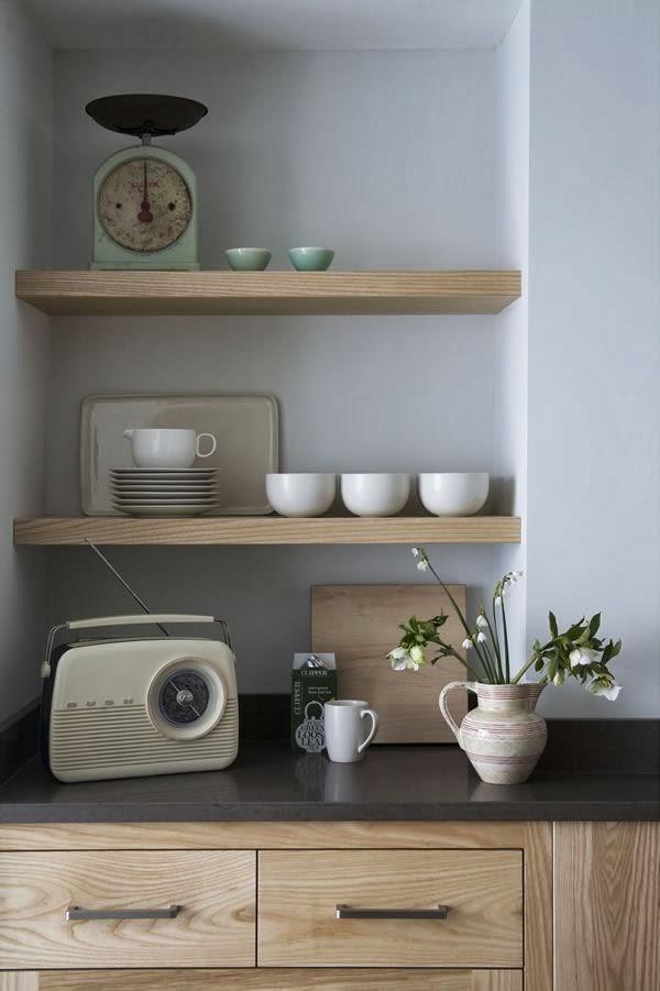 Icono interiorismo decorar con radios antiguas - Decorar cocinas antiguas ...