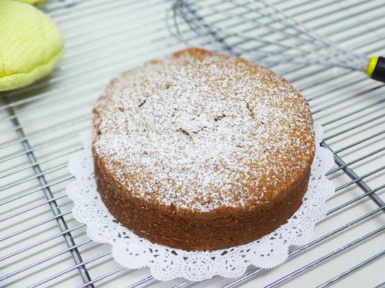 delights heaven earl grey butter cake