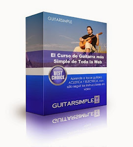 EL CURSO DE GUITARRA MAS SIMPLE DE TODA LA WEB