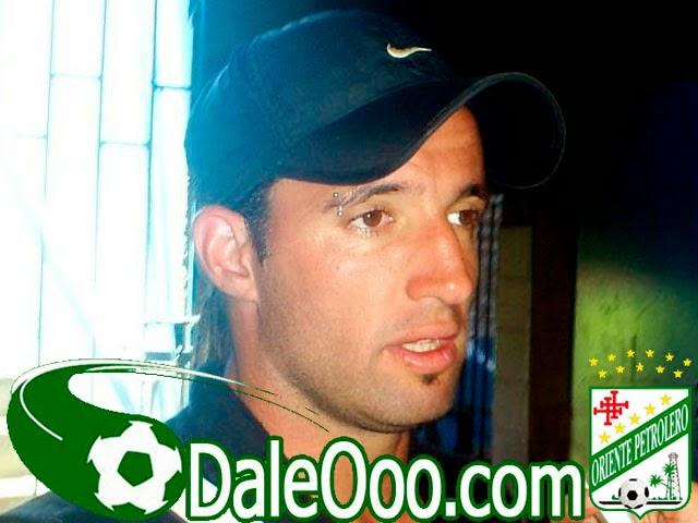 Oriente Petrolero - Matías García - DaleOoo.com web del Club Oriente Petrolero