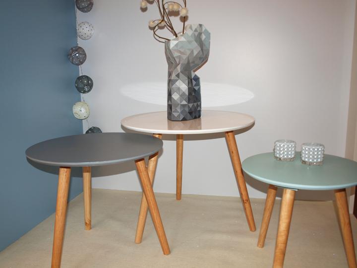 tables basses peintures libéron