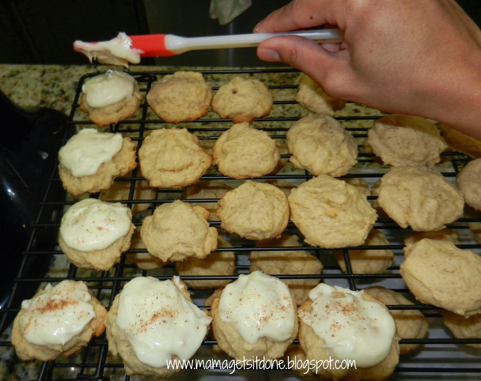 Mama Gets It Done: Egg Nog Cookies- Recipe Swap