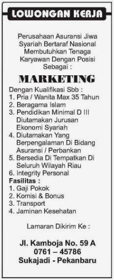 Perusahaan Asuransi Jiwa Syariah