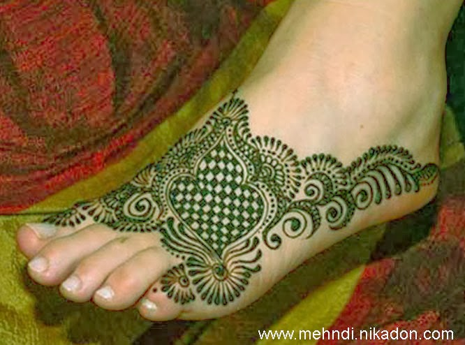 Feet Mehndi Designs Photos : Beautiful wallpapers: most viewed feet mehndi designs