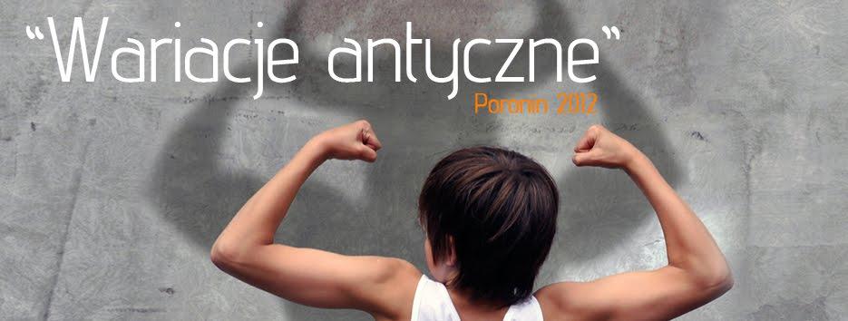 Lato w Teatrze Poronin 2012