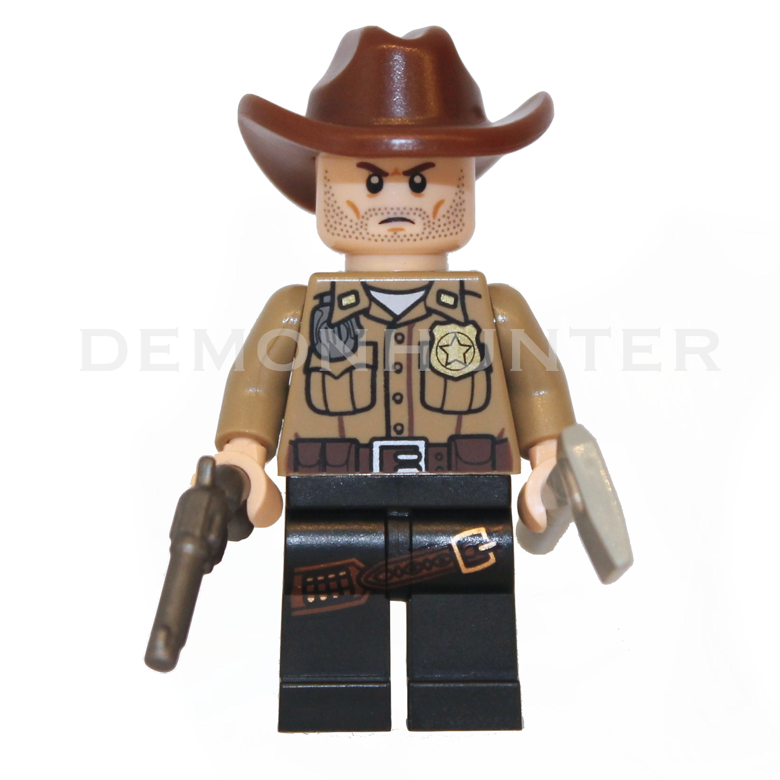 Lego Walking Dead,Lego Rick The Walking Dead, Custom Lego, Walking Dead Lego, Rick Grimes, The Walking Dead, Rick Grimes Lego, Lego Blog