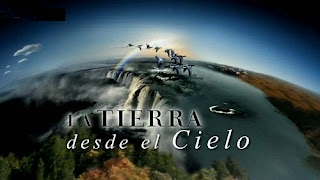 Blog Safari Club, documental onlie, la Tierra desde el Cielo, Norteamérica