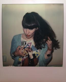 Tania Polaroid