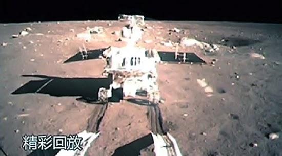 Robot Penjelajah Bulan milik China Akan Mati