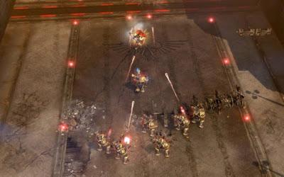 Warhammer 40k DoW II Chaos Rising Gameplay