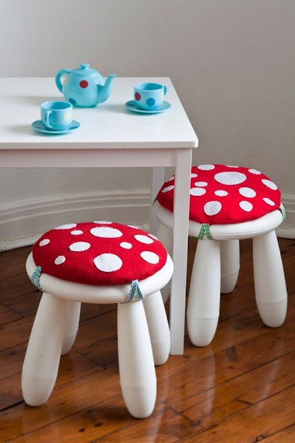 Toadstools for children