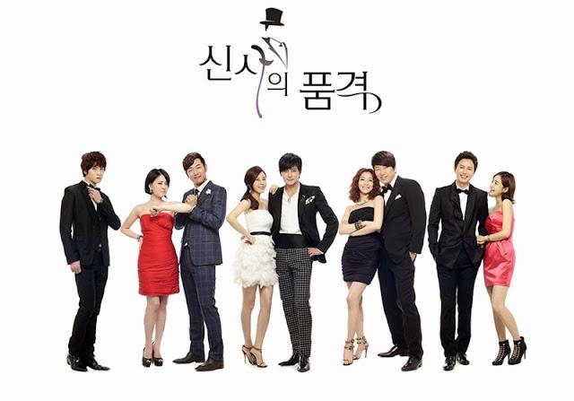A Gentleman's Dignity Korean Drama 2012 Review