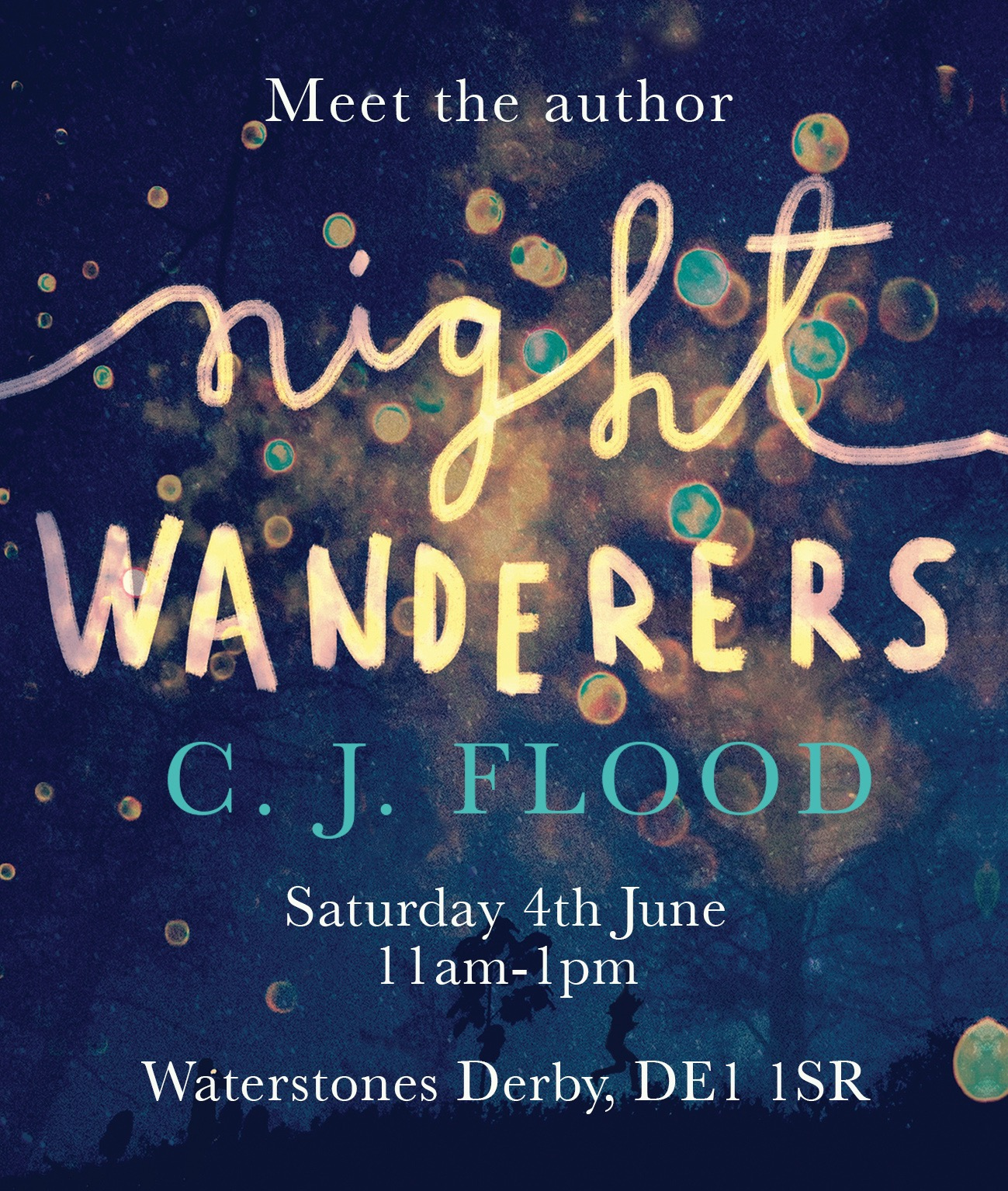 Cj flood 2016 and on saturday 4th june im signing books in derby waterstones as part of the derby book festival please come and see me if you can solutioingenieria Images