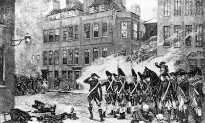 Gordon riots 1780