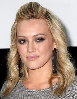 Hilary Duff Hairstyle Pictures