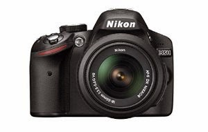 Buy Nikon D3200 camera AF-S 18-55mm VR Kit Lens + 8GB Card + Bag Rs.21099 : BuyToEarn