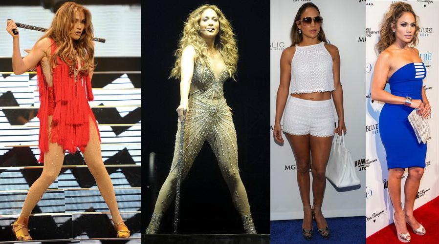 Jennifer Lopez Leto 2012 Stil Poznatih