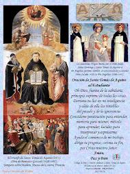 Oración de Santo Tomás de Aquino al Estudiante