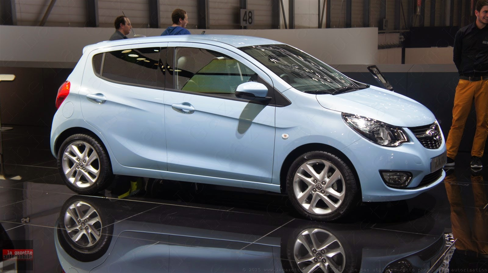 Genève 2015 Opel Karl
