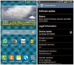 android s3 update 4.3