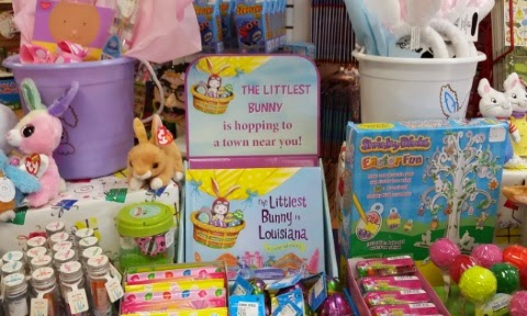 the littlest bunny in louisiana in store
