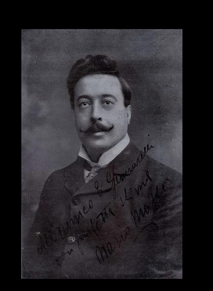 ITALIAN TENOR MARIO MASSA (1876-1936) CD