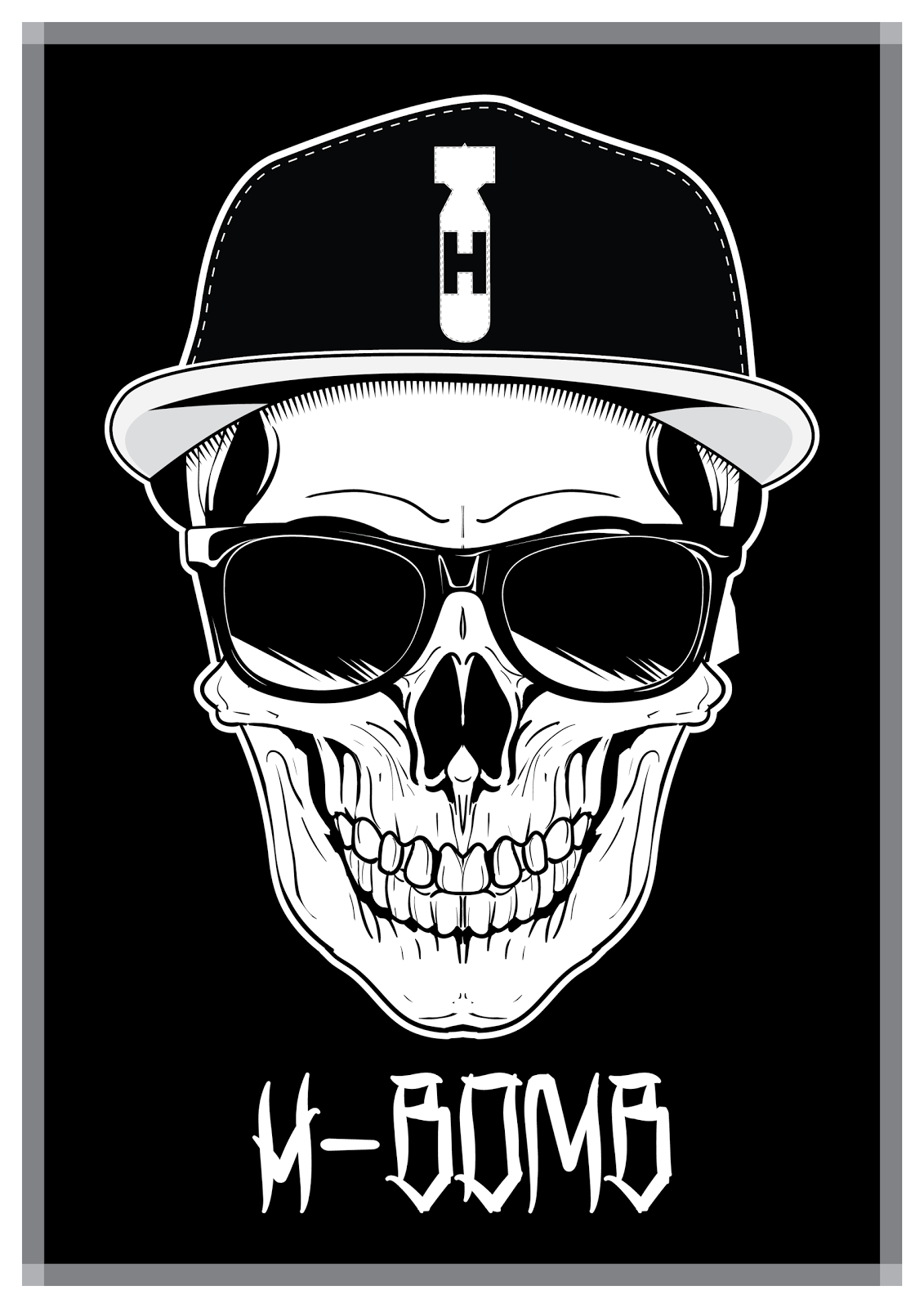 H Bomb Design H Bomb Clothing Truly Begins