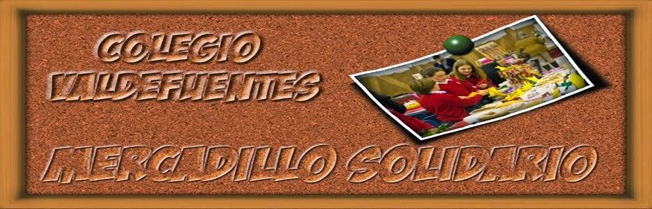 Mercadillo Solidario C. Valdefuentes