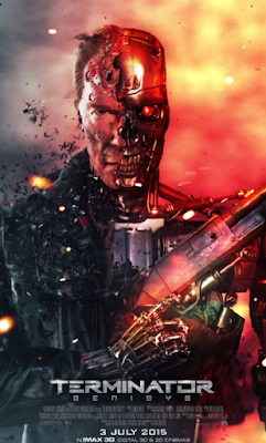 Free Download Terminator Genies (2015) HC HDRip