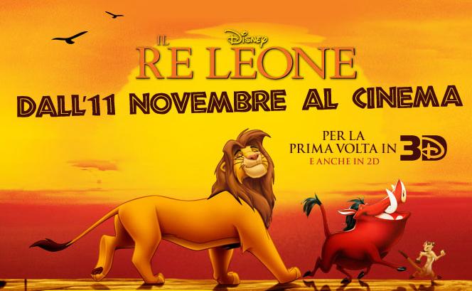 Il re Leone in 3D 1994 Film Intero