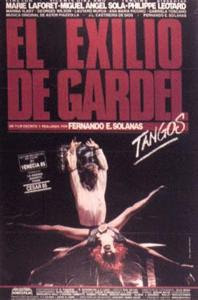 El Exilio de Gardel &#8211; DVDRIP LATINO