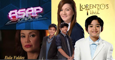 ASAP 2012 (July 1) with Carmina Villaroel, Zaijian Jaranilla, Eula Valdes, Khalil Ramos and  Daniel Padilla