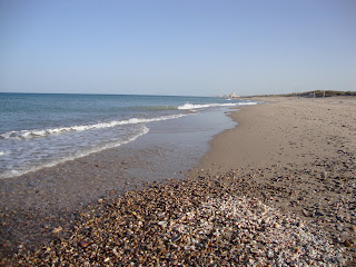 La Devesa Beach landscape photo - Valencia - Spain