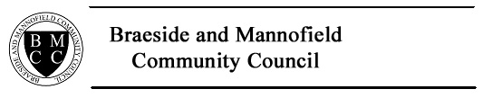 Braeside and Mannofield Community Council