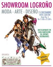 Showroom Logroño, 15.12.2012  ¿Te lo vas a perder?