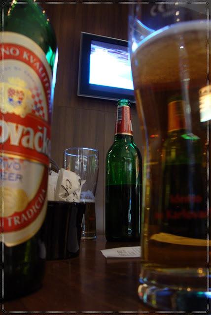 pivo i rukometna utakmica