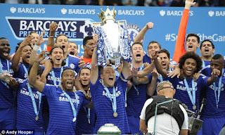 Full Chelsea fixtures for Premier League 2015-2016 season