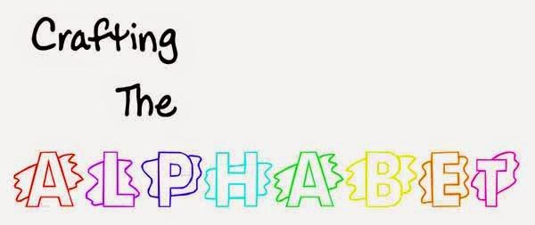 Crafting the Alphabet