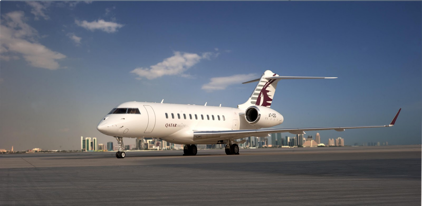 Flight Africa Blog Qatar Airways39 Corporate Jet Division Qatar Executiv