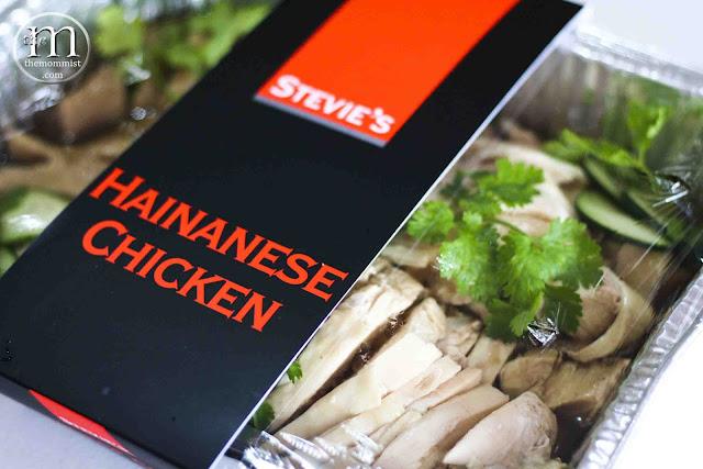 Chef Stevie's Hainanese Chicken