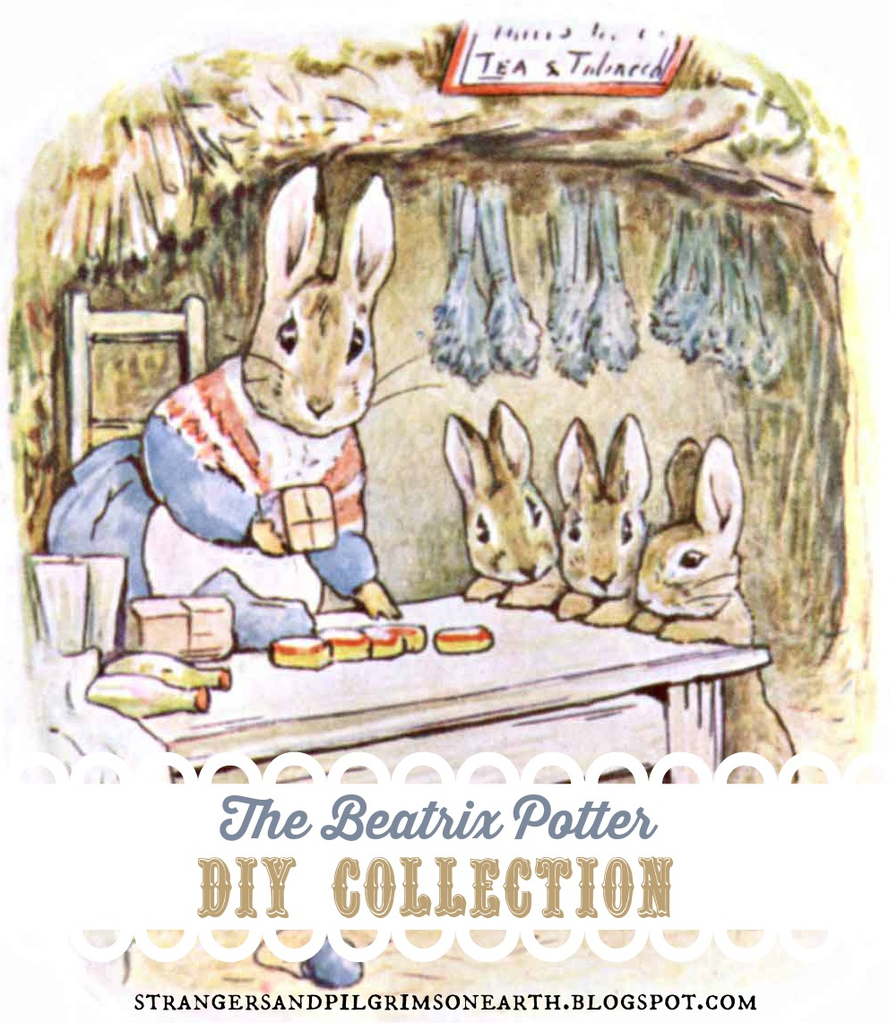 Beatrix Potter Inspired DIY Projects