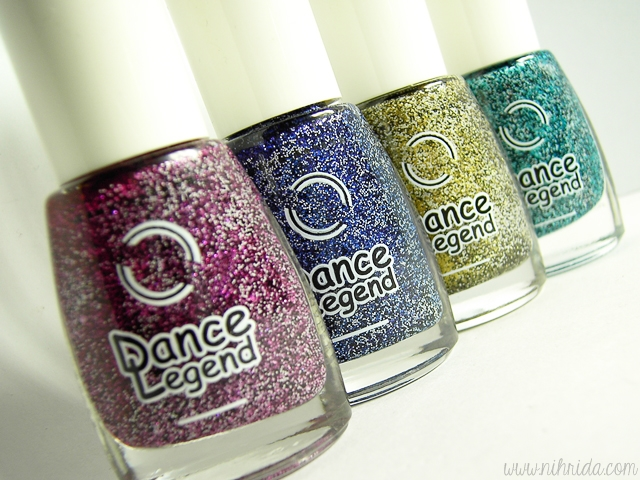 Dance Legend Caviar Collection
