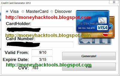 free hacked credit cards with money