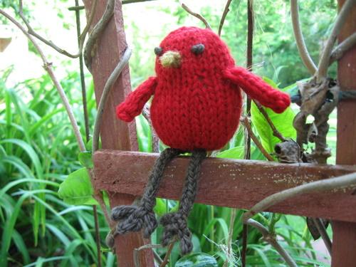 Amigurumi Bird Feet : From Aura: Im Still Knitting Wee Little Critters
