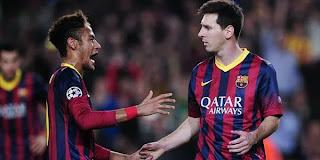 Video Gol Barcelona vs AC Milan 7 November 2013