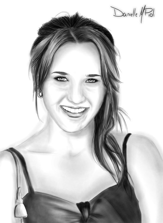 emily osment coloring pages - photo#3