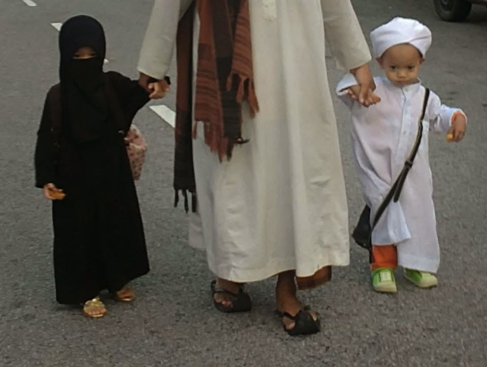 Adik 3 Tahun Kanak Kanak Paling Muda Masuk Madrasah Hafizah