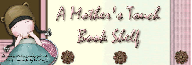 A Mother's Touch Book Shelf