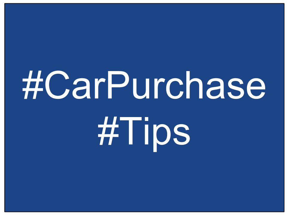 Where Does Used Car Purchase Go On Taxes