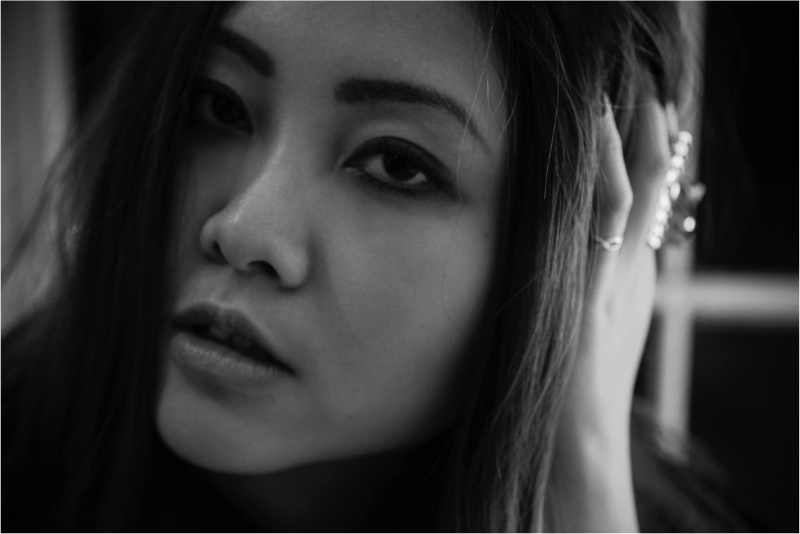 anthea lau on epique black and white portrait photography